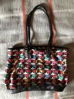 Mickey & Co. Mickey egér mintájú DISNEY pamutvászon táska