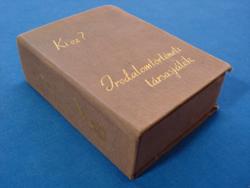 KI EZ ? - Irodalomtörténeti társas kártyajáték saját dobozában (1957!)