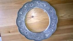 Jelzett ón , kép vagy tányér keret 2.