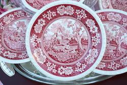 Villeroy & boch süteményes tányérok