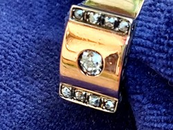 Arany gyűrű/brill