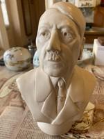 Ritka és régi híres ember szobor terrakottaból készítve eladó!Ara:20.000.-