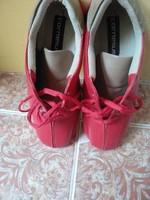Női cipő, bőr 39-es