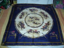 Vintage Bayron selyem kendő
