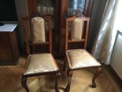 Bieder fotel párban