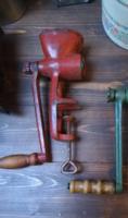 Tökéletesen működő régi mák és diódarálók