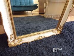Nagyméretű blondel fózolt tükör