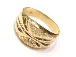 Arany női gyűrű (Szeg-Au93347)
