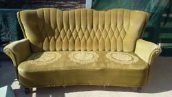 Utánozhatatlan szépségű barokk kanapé és fotel eladó