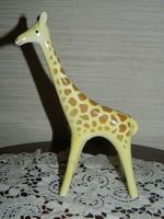 Gránit zsiráf.(sérült).
