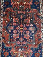 Antik Kézi csomózású  Bakhtiar  perzsa szőnyeg 135x200