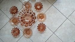Üveg készlet hibátlan állapotban eladó