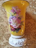 Rosenthal gyönyörű porcelán váza 17 cm