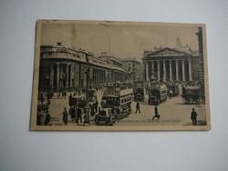Csúcsforgalom- London, 1910