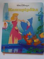 Walt Disney's Hamupipőke - kemény lapos mesekönyv, lapozó