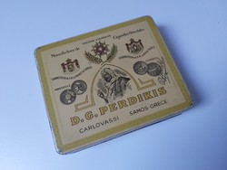 Ritka egyiptomi cigarettás doboz - gyüjteményi darab