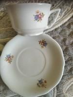 Zsolnay antik kávés csésze