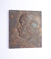Sződy Szilárd 1926, Dr. Füzesséry Zoltán plakett