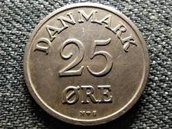 Dánia IX. Frigyes (1947-1972) 25 øre 1950 N♥S (id36639)