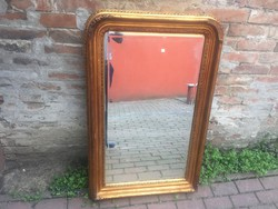 Biedermeier blondel óriás tükör 120x80cm