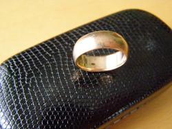 Antik arany karikagyűrű, 14 karátos,