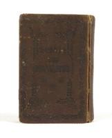 1C060 Antik kisméretű izraelita imakönyv 1905