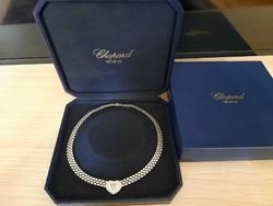 Chopard Happy Diamonds nyaklánc 18K.