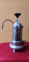 Elektromedyczna kávéfőző 1965.