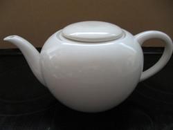 Nagy klasszikus keleti forma  teás kanna, kancsó szűrővel, 2 tetővel