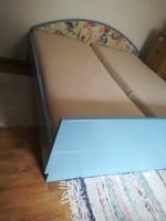 Francia ágy  beteg ágy