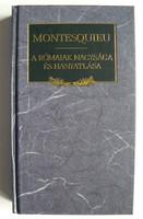 MONTESQUIEU: A RÓMAIAK NAGYSÁGA ÉS HANYATLÁSA 1997 KÖNYV KIVÁLÓ ÁLLAPOTBAN