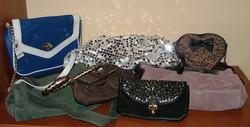 Női, lányka táska csomag 7 db