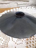 Régi lámpa lemez burája