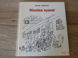 Sempé - René Goscinny: Nicolas nyaral (A kis Nicholas)