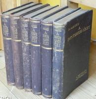 """Dr.MARCZELL : A BONTAKOZÓ ÉLET bőrkötésű kötetei - """"ÉLET"""" 1934"""