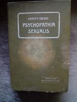 Krafft-Ebing: Psychopathia sexualis (1908)