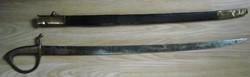 CSERÉBE IS! M 1850 Osztrák Csendőr kard