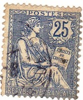 Franciaország forgalmi bélyeg 1902