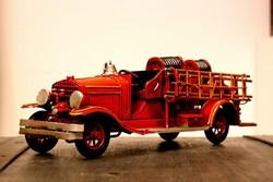 Tűzoltó autó modell