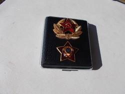 SSSR cigi doboz