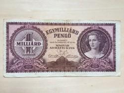 Egymilliárd Pengő 1946