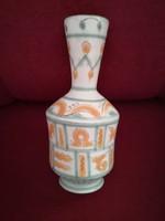 Gorka Géza zodiákus (asztrológiai szimbólumos, horoszkóp jeles) váza
