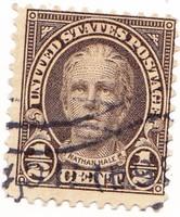 USA forgalmi bélyeg 1929