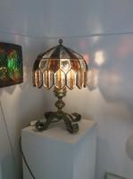 Veronai hangulat Albano Poli-tól. PoliArte asztali lámpa a 70-es évek elejéről design kedvelőknek