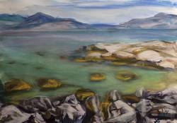 Kilátás a partról - Gáspár Zoltán