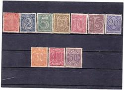 Német birodalom kormányzati szolgálati bélyeg 1920