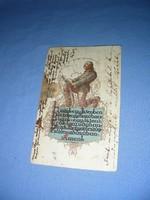 Levelezőlap egy katonától
