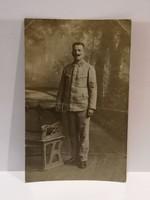 1917 katona fotó