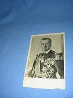 Horthy Miklóst ábrázoló képeslap