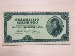 Százmillió Milpengő 1946